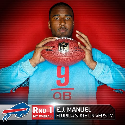 Bills Pull A Stunner; Take QB Manuel With 16th Pick In First Ro…