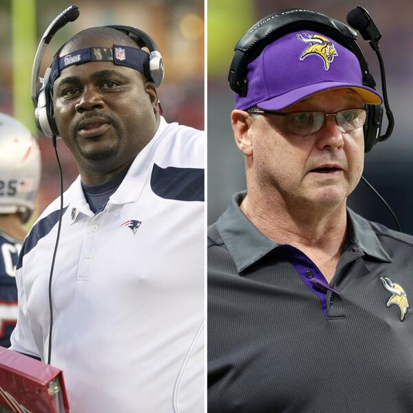 Bills Add Two Defensive Coaches; Pepper Johnson And Fred Pagac