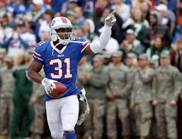 Bills And Safety Jairus Byrd May Be Parting Ways