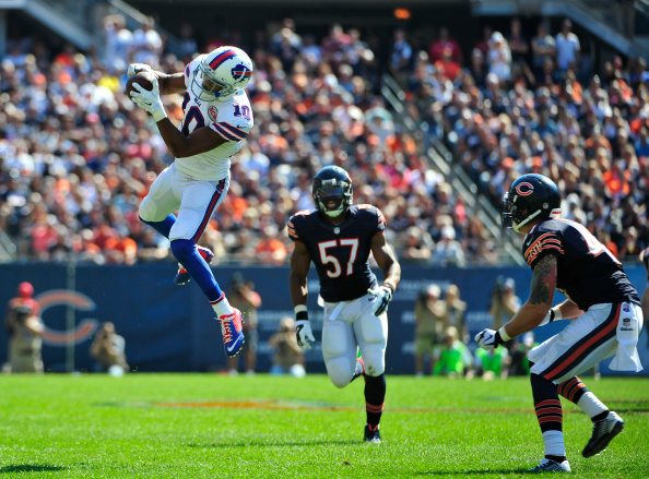 Buffalo Bills v Chicago Bears