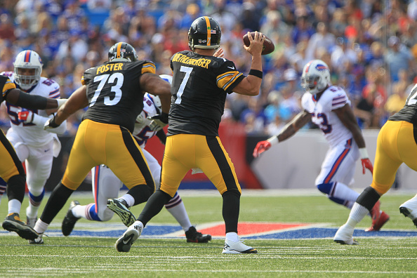 Steelers at Bills NFL Week 14 Capsule