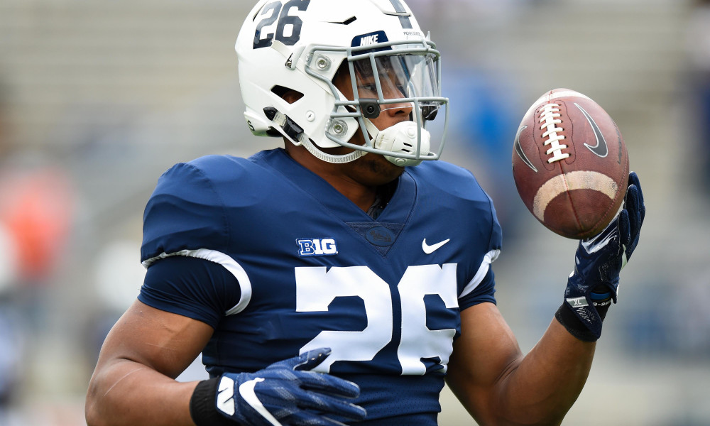 Saints Gab 2018 NFL Draft Scouting Report: Penn State RB Saquon Barkley